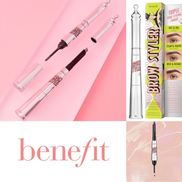 Brow Styler Eyebrow Pencil & Powder Duo by Benefit #16